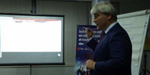 Работилница за ускорение  Предприемачество и коучинг I